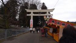 雄山神社(前立)